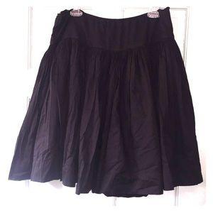 CLUB MONACO skirt 100% Cotton size 10